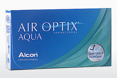 контактни лещи Alcon AIR OPTIX AQUA (AIR OPTIX AQUA AOA6)
