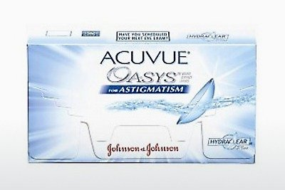 контактни лещи Johnson & Johnson ACUVUE ADVANCE for ASTIGMATISM (ACUVUE ADVANCE for ASTIGMATISM AGT-6P-REV)