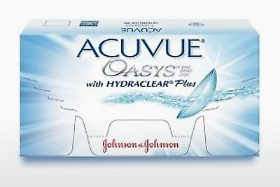 контактни лещи Johnson & Johnson ACUVUE OASYS with HYDRACLEAR Plus PH-6P-REV