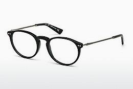 очила Web Eyewear WE5176 001 - черни, Shiny