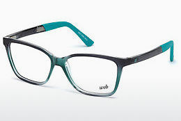 очила Web Eyewear WE5188 089 - сини, Turquoise