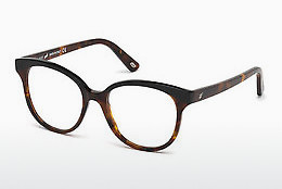 очила Web Eyewear WE5196 052 - кафяви, Dark, Havana