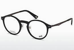 очила Web Eyewear WE5207 002 - черни, Matt