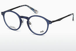 очила Web Eyewear WE5207 085 - сини, Azure, Matt