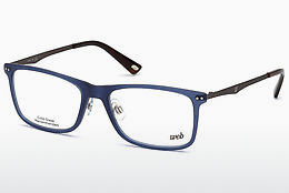 очила Web Eyewear WE5208 091 - сини, Matt