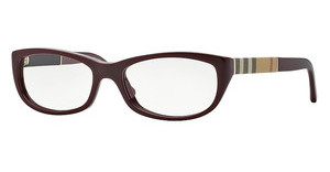 Burberry BE2167 3403 BORDEAUX