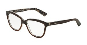 Dolce & Gabbana DG3229 2881 TOP OPAL BROWN ON LEO