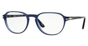 Persol PO3053V 1028 OPAL BLUE