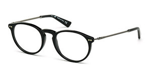 Web Eyewear WE5176 001 schwarz glanz
