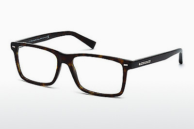 очила Ermenegildo Zegna EZ5002 053 - цвят хавана, Yellow, Blond, Brown