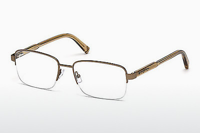 очила Ermenegildo Zegna EZ5006 034 - бронз, Bright, Shiny