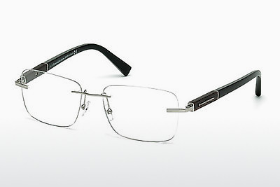 очила Ermenegildo Zegna EZ5035 014 - сиви, Shiny, Bright