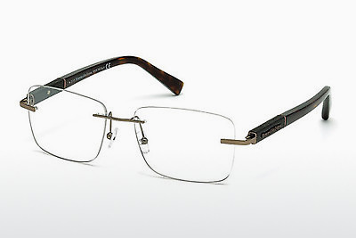 очила Ermenegildo Zegna EZ5035 034 - бронз, Bright, Shiny