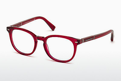 очила Ermenegildo Zegna EZ5036 069 - бордо, Bordeaux, Shiny