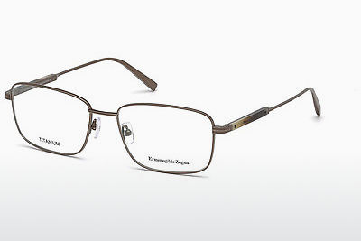 очила Ermenegildo Zegna EZ5063 034 - бронз, Bright, Shiny