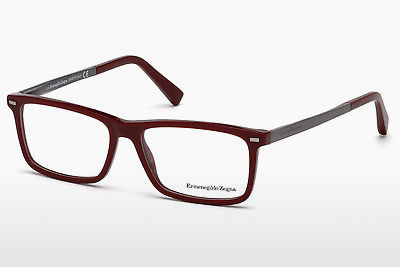 очила Ermenegildo Zegna EZ5074 069 - бордо, Bordeaux, Shiny