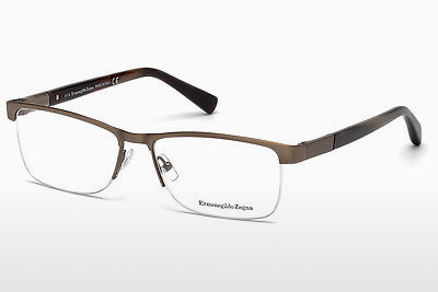 очила Ermenegildo Zegna EZ5077 034 - бронз, Bright, Shiny