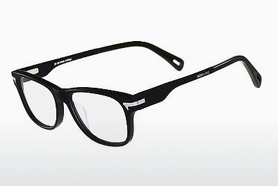 очила G-Star RAW GS2614 THIN HUXLEY 002 - черни, Matt