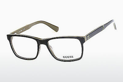 очила Guess GU1901 096 - зелени, Dark, Shiny