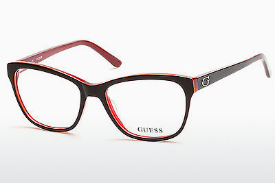 очила Guess GU2541 070 - бордо, Bordeaux, Matt