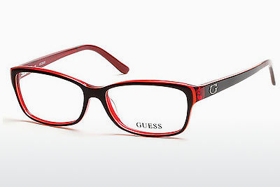 очила Guess GU2542 070 - бордо, Bordeaux, Matt