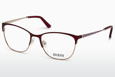 очила Guess GU2583 070 - бордо, Bordeaux, Matt