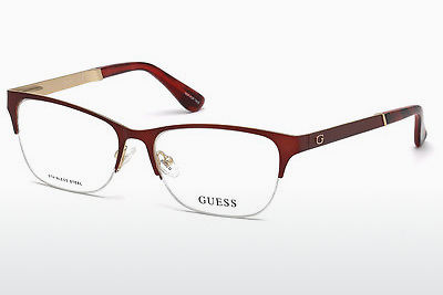 очила Guess GU2627 070 - бордо, Bordeaux, Matt