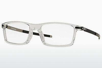 очила Oakley PITCHMAN (OX8050 805002) - бели, Clear