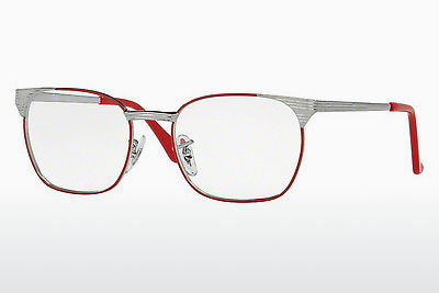 очила Ray-Ban Junior RY1051 4053 - сиви, червени