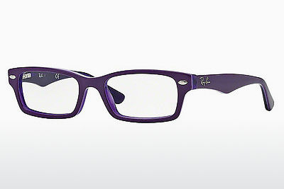 очила Ray-Ban Junior RY1530 3589 - пурпурни, Violet