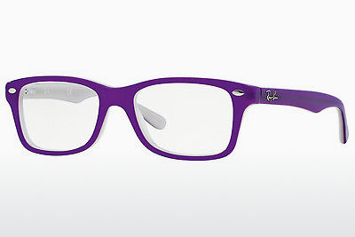 очила Ray-Ban Junior RY1531 3591 - пурпурни, Violet