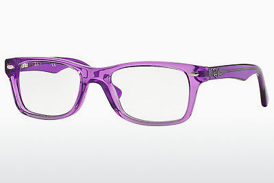 очила Ray-Ban Junior RY1531 3646 - пурпурни, Violet