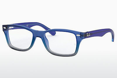 очила Ray-Ban Junior RY1531 3647 - сини, сиви
