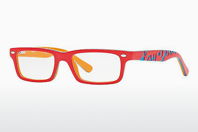 очила Ray-Ban Junior RY1535 3599 - червени, Coral