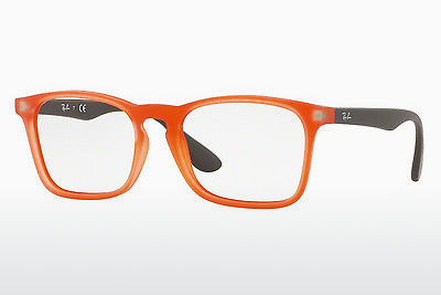 очила Ray-Ban Junior RY1553 3670 - оранжеви