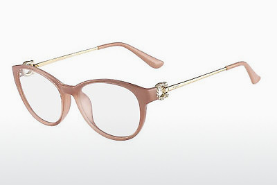 очила Salvatore Ferragamo SF2704R 601 - розови, Bright