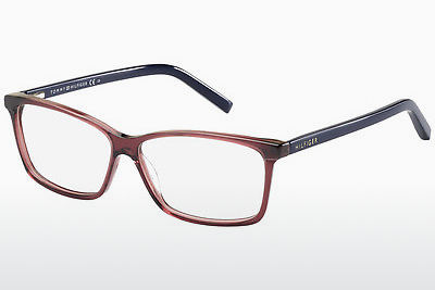 очила Tommy Hilfiger TH 1123 G32 - пурпурни, сини