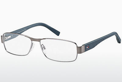 очила Tommy Hilfiger TH 1163 V4V - сребристи, Ruthenium