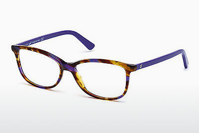 очила Web Eyewear WE5133-N 081 - пурпурни