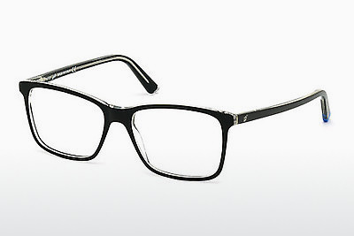 очила Web Eyewear WE5172 003 - черни, Transparent