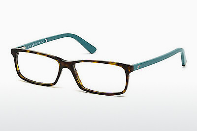 очила Web Eyewear WE5174 056 - цвят хавана