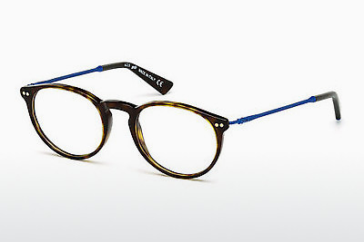 очила Web Eyewear WE5176 052 - кафяви, Dark, Havana