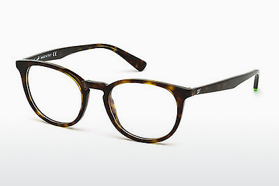 очила Web Eyewear WE5181 052 - кафяви, Dark, Havana