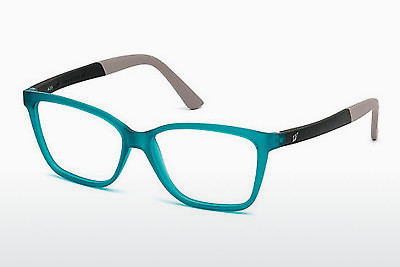 очила Web Eyewear WE5188 088 - сини, Turquoise, Matt