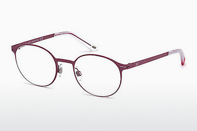 очила Web Eyewear WE5192 076 - розови, Matt, Fuchsia