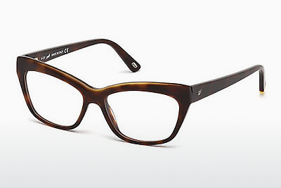 очила Web Eyewear WE5198 052 - кафяви, Dark, Havana
