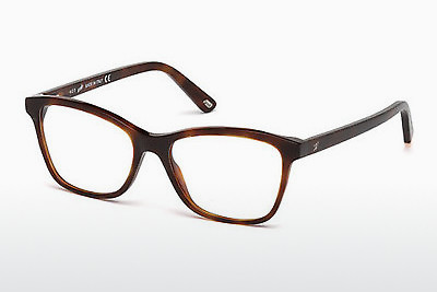 очила Web Eyewear WE5200 052 - кафяви, Dark, Havana