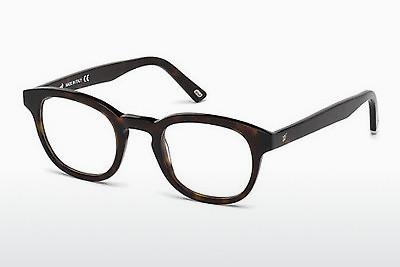 очила Web Eyewear WE5203 052 - кафяви, Dark, Havana