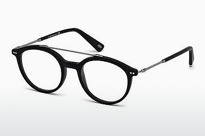очила Web Eyewear WE5204 002 - черни, Matt