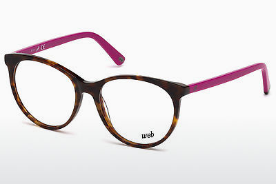 очила Web Eyewear WE5213 053 - цвят хавана, Yellow, Blond, Brown